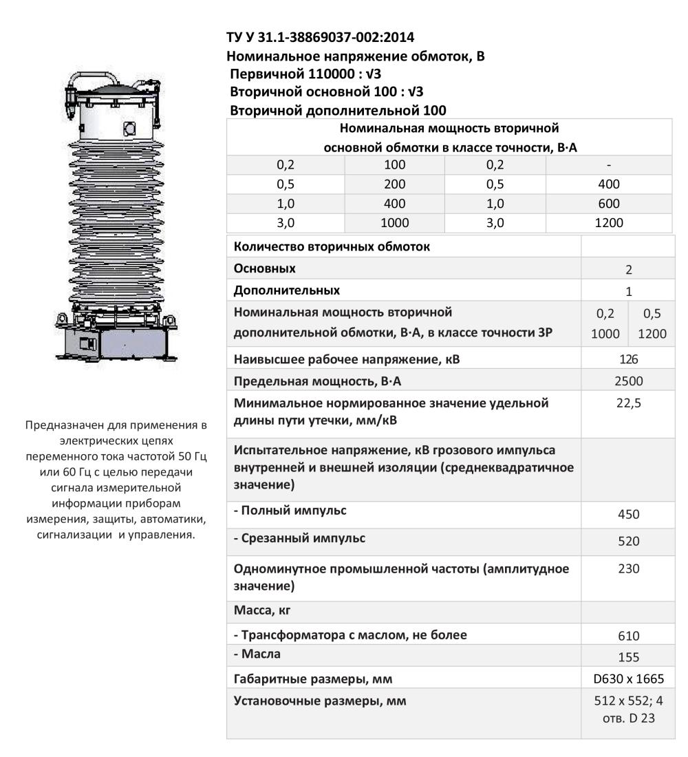НКФ – 123 II У1‐M
