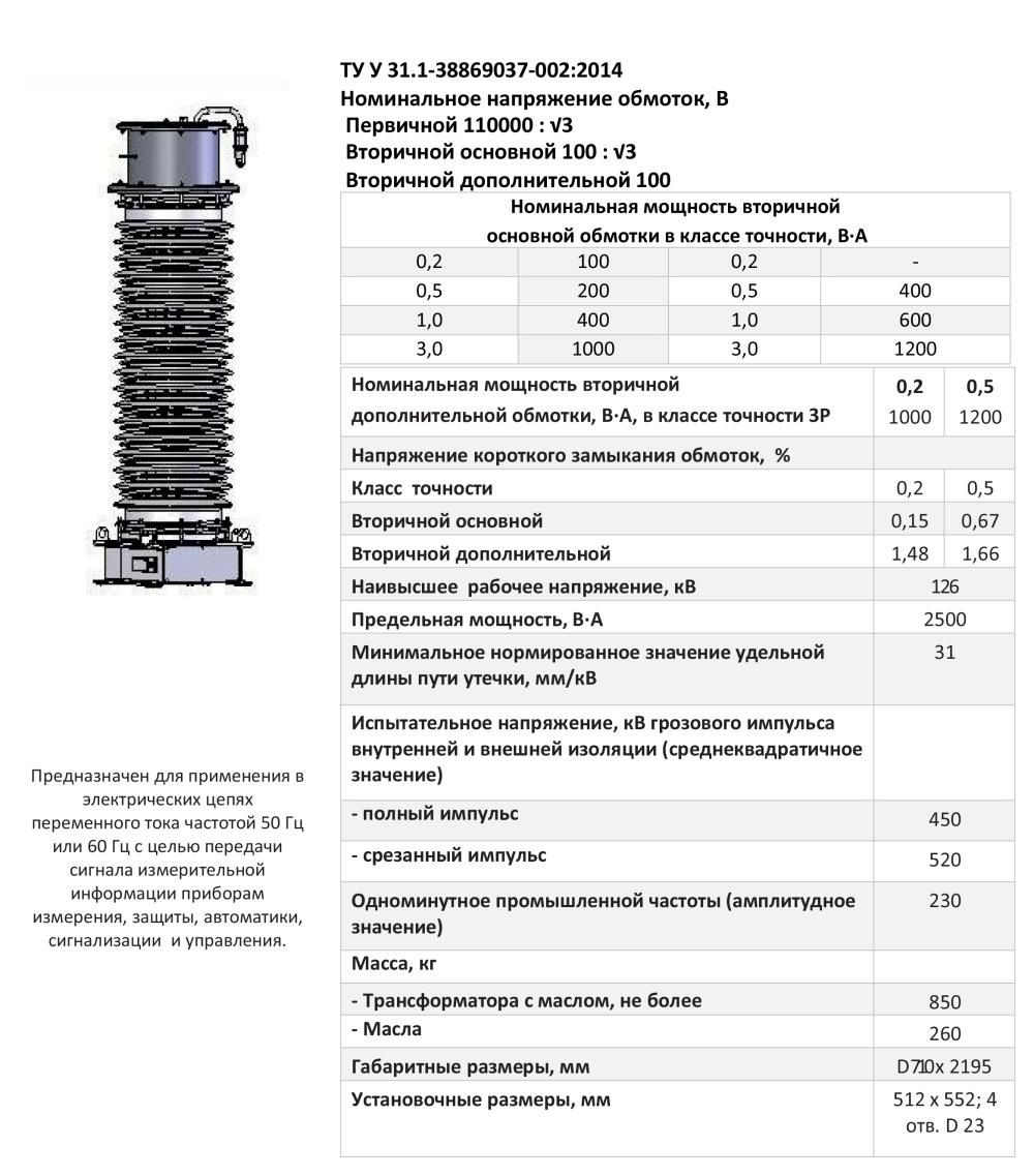 НКФ – 123 III У1, НКФ – 123 III ХЛ1
