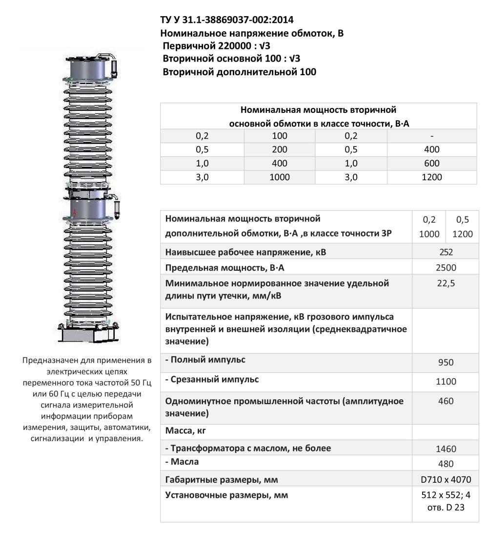 НКФ – 245 II Y1 НКФ – 245 II ХЛ1