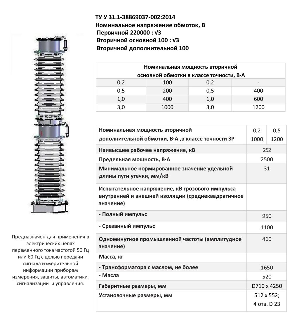 НКФ – 245 III У1